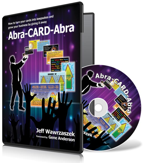 Abra card abra business cards magical memorable effective abra card abra is a fresh new approach to marketing for magicians and family entertainers it is a unique collection of custom magical giveaways that colourmoves